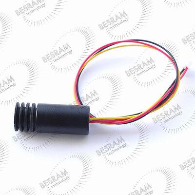 5VDC Focusable 980nm 180mW IR Infrared Laser Dot Diode Module Lazer w/TTL