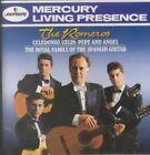 The Romeros: The Royal Family of the Spanish Guitar (CD, May-1997, Mercury)