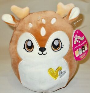 Squishmallows 9 Squeezable Valentines Day Plush Deer Fawn Dawn Antlers 2021 Nwt Ebay A pineapple!🍍 squishmallow squishmallows squish squishy squishies plush plushy plushies squishmallowsquad shatemysquad pineapple fruit summertime newsquishmallow @squishmallows. ebay