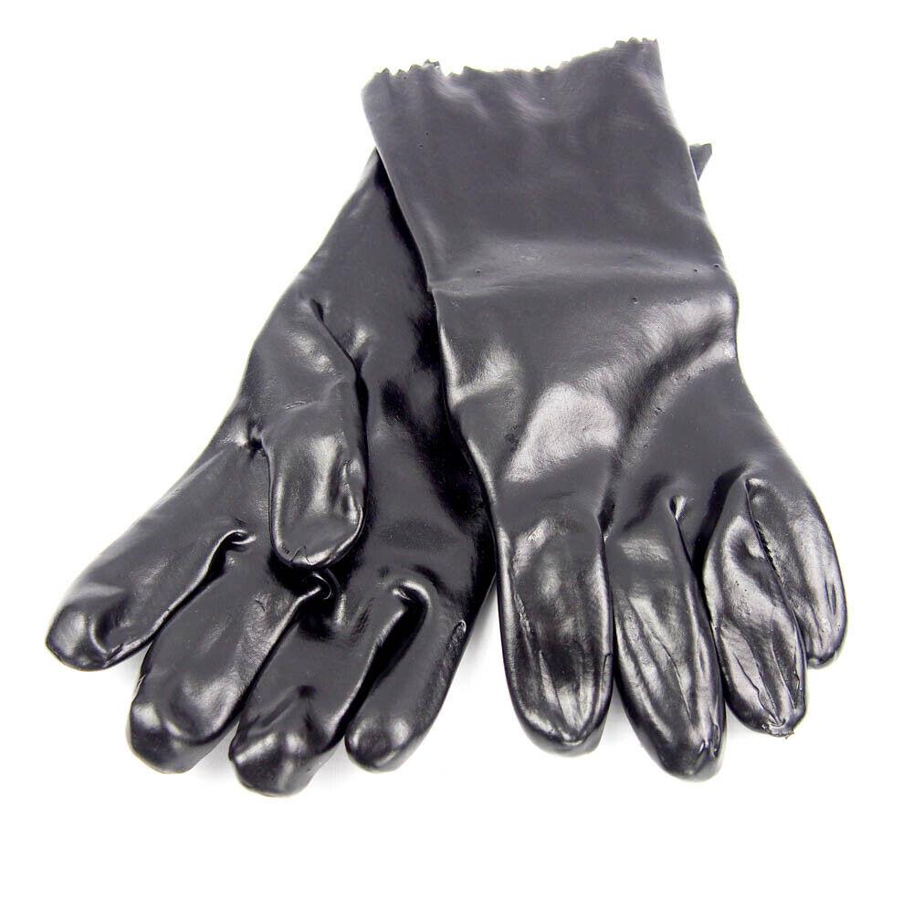 "CONDOR 3BA47 Chemical Resistant Glove,10-1//2/"" L,PR"