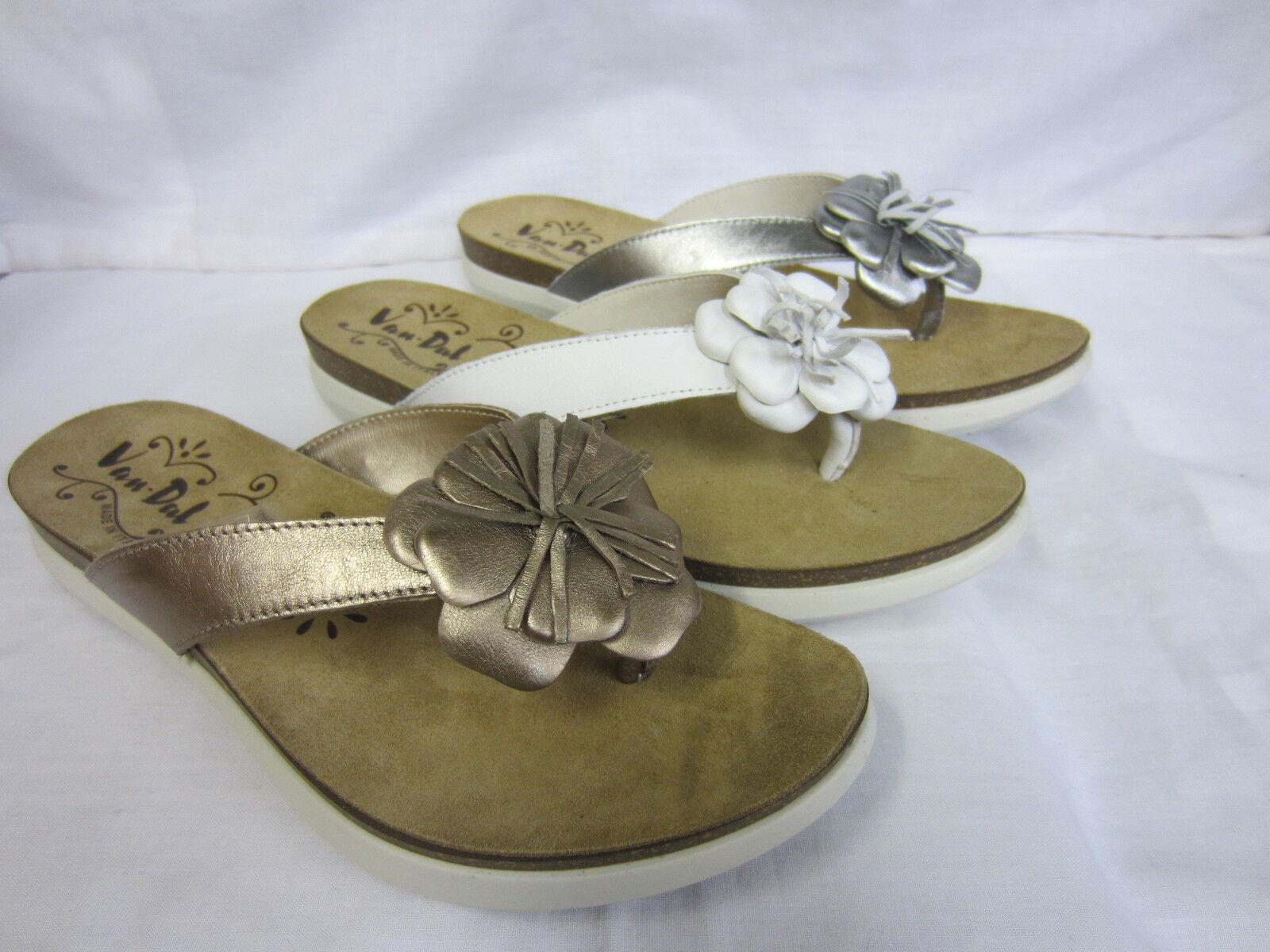 Van Dal Ladies Toe Post Sandals 'East'