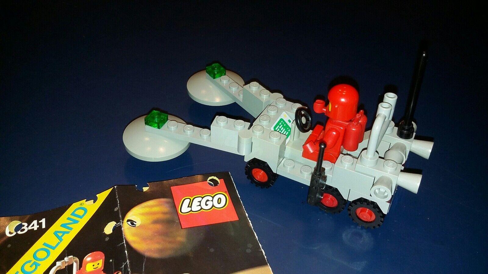 LEGO Space Classic 6841, 6872, 6609 aus den 80ziger Jahren