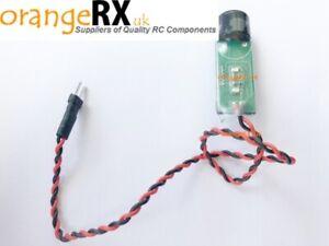Orangerx-1s-monitor-de-bateria-Lipo-audio-y-visual-RC-Coche-Avion-teledirigido-Warnings