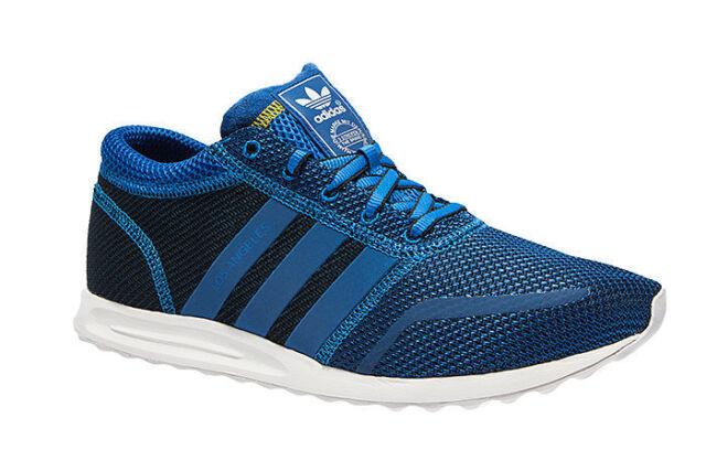 Sales adidas Herren Sneaker Los Angeles Schuhe Navy Blau La