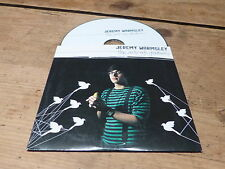 JEREMY WARMSLEY - THE ART OF FICTION !!!!!!! RARE CD PROMO !!!!!!!!!!!!!!!!!