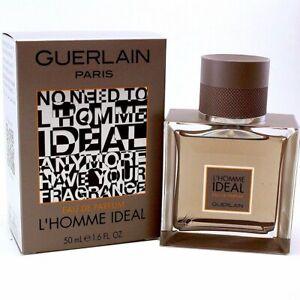 Guerlain-L-039-Homme-Ideal-Edp-Eau-de-Parfum-Spray-50ml-NEU-OVP