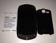 Casio G'zOne Commando C771 Black Verizon Clean ESN Rugged Smartphone Good Shape