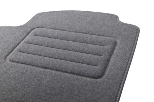 2009-2016 GRAU Fußmatten Autoteppiche Renault Scenic III Bj
