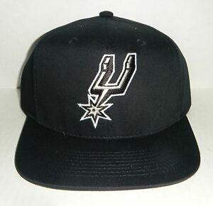 ddf72ac68 Details about San Antonio Spurs NEW Authentic Snapback HAT NBA Adidas Cap