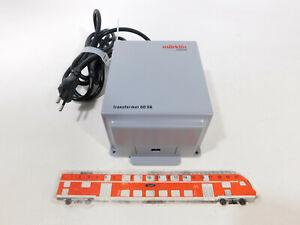 CN540-2-Maerklin-digital-H0-60052-Trafo-Transformator-230-V-60-VA-sehr-gut