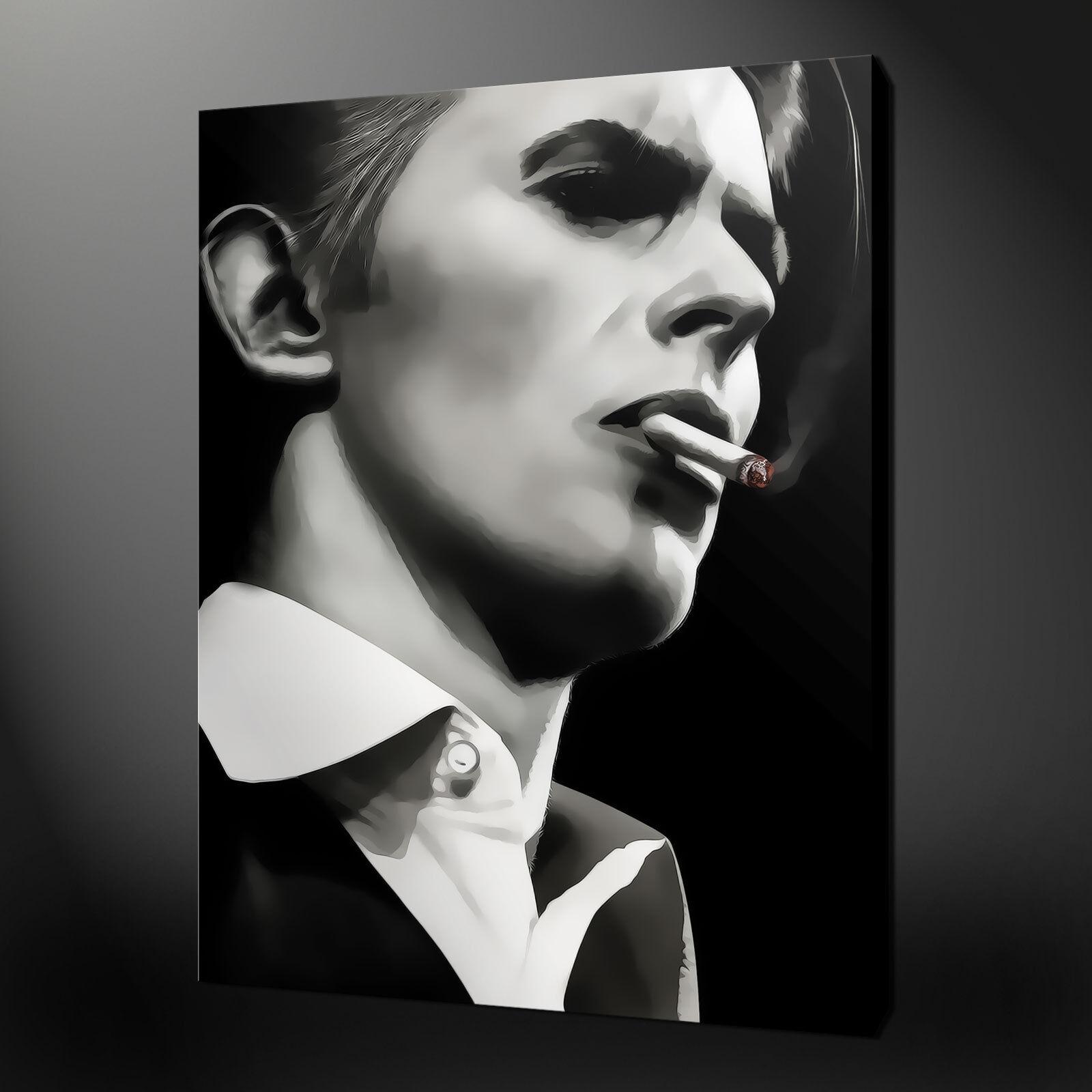 David Bowie foto su tela stampa Wall Art varietà di formati di consegna gratuita nel Regno Unito