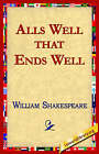 Alls Well That Ends Well by William Shakespeare (Paperback / softback, 2005)