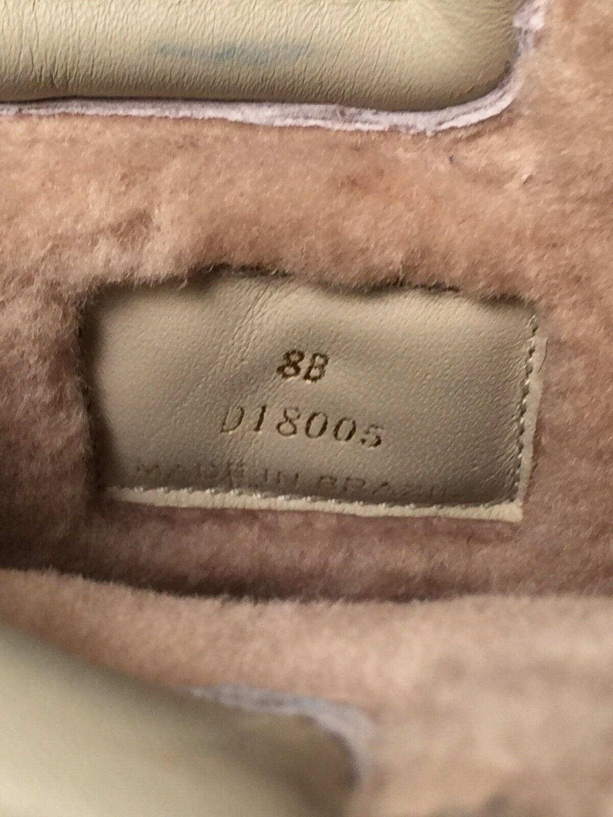 COLE HAAN Women's Size 8 Beige White Pony Hair Hair Hair Shearling Fur Lined Wedge Boots de0d92