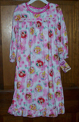 Carters Dream Cozy Fleece Nightgown Glitter Ballerina Horse Pony  Long Sleeve 2T