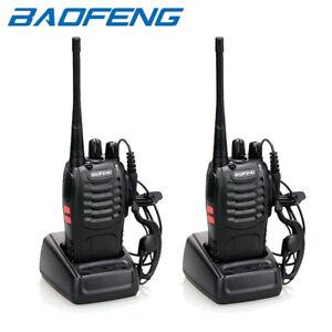 2-x-Baofeng-BF-888S-Two-Way-Radio-400-470MHz-Walkie-Talkie-Set-with-Flashlight