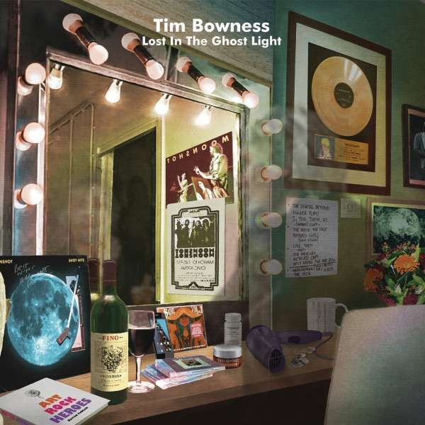 Bowness, Tim - Lost IN The Ghost Lumière Nouveau CD