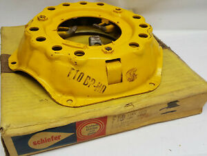 NOS-Schiefer-high-performance-10-034-Borg-amp-Beck-style-clutch-pressure-plate-GM