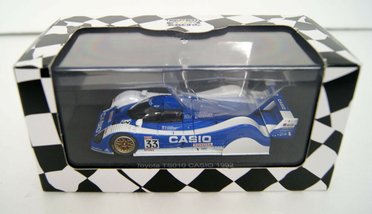 EBBRO 44588 Toyota ST010 Casio 1992 No.33  échelle 1 43  top marque