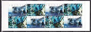 Faroe-Islands-2002-Nordic-Art-Ocean-amp-Space-46Kr-Booklet-Complete-MNH-UNM