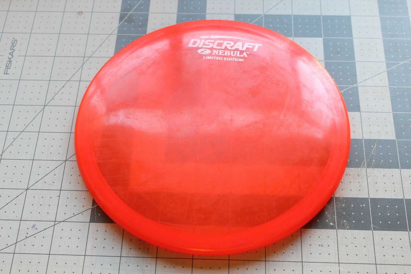 OOP Discraft Nebula rosso EliteZ 169.8g   Limited Edition  Very Rare