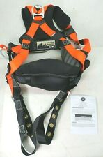Afp Pull Body Fall Protection Safety Harness Affh2130lxl Xl 130 310 Lbs