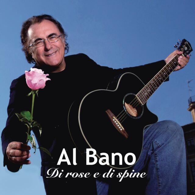 Al Bano Di Rose E Di Spine  Sanremo 2017  2 CD Musica Italiana Nuovo Sigillato