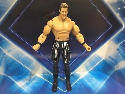 WWE CHRIS JERICHO Y2J JAKKS classica Deluxe aggressione SERIE 15 WRESTLING FIGURE