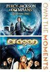 Percy Jackson The Olympians Eragon 0024543806165 DVD Region 1
