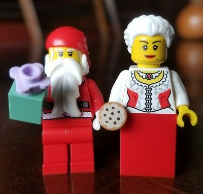 LEGO Christmas Minifigures collection on eBay!