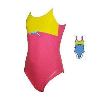 Aqua-Sphere-Girls-Swimming-Costume-Age-4-years-RRP-15-Stock-Clearance