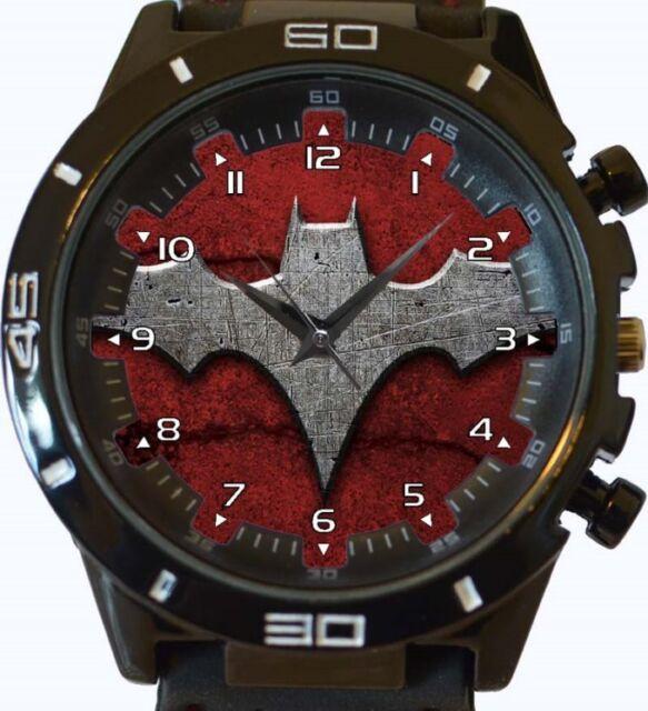 Batman Bat Wings New Gt Series Sports Unisex Watch