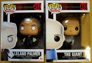 Clever Twin Peaks The Giant Leland Palmer Funko Pop Einen Einzigartigen Nationalen Stil Haben Vinyl Figure Set