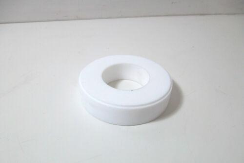 Polytetrafluorethylen weiß PTFE 7317 Teflon Ø 94//48mm Ring