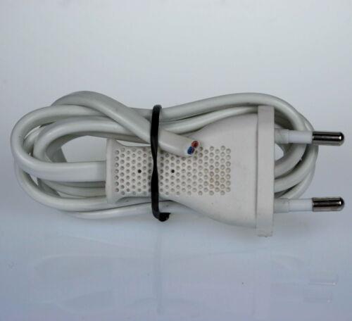 10 x Eurostecker Netzkabel 100 cm Anschlusskabel 2 x 0,75mm Stromkabel Kabel