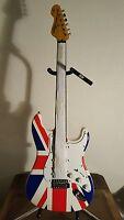Vintage V6JMH-UK 'Union Jack' Electric Guitar UN IO NJ 01