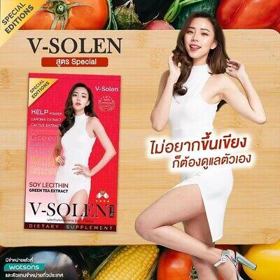 V Solen Dietary Supplement Weight Loss 30 Capsules Secret Slim