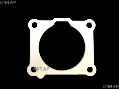 Thermal Heatshield Throttle Body Gasket For 99-04 Nissan Frontier Xterra 3.3L
