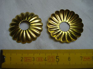Rosace-en-laiton-lot-de-3-35-mm-trou-10-5-mm-pour-lustre-luminaire-ref-E