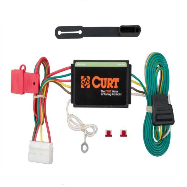 Curt 56192 Custom Wiring Connector For Acura MDX Base/SH