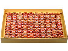 50pcs Wholesale lots Mixed lots Natural Wood Fashion Rings Jewelry Random Size