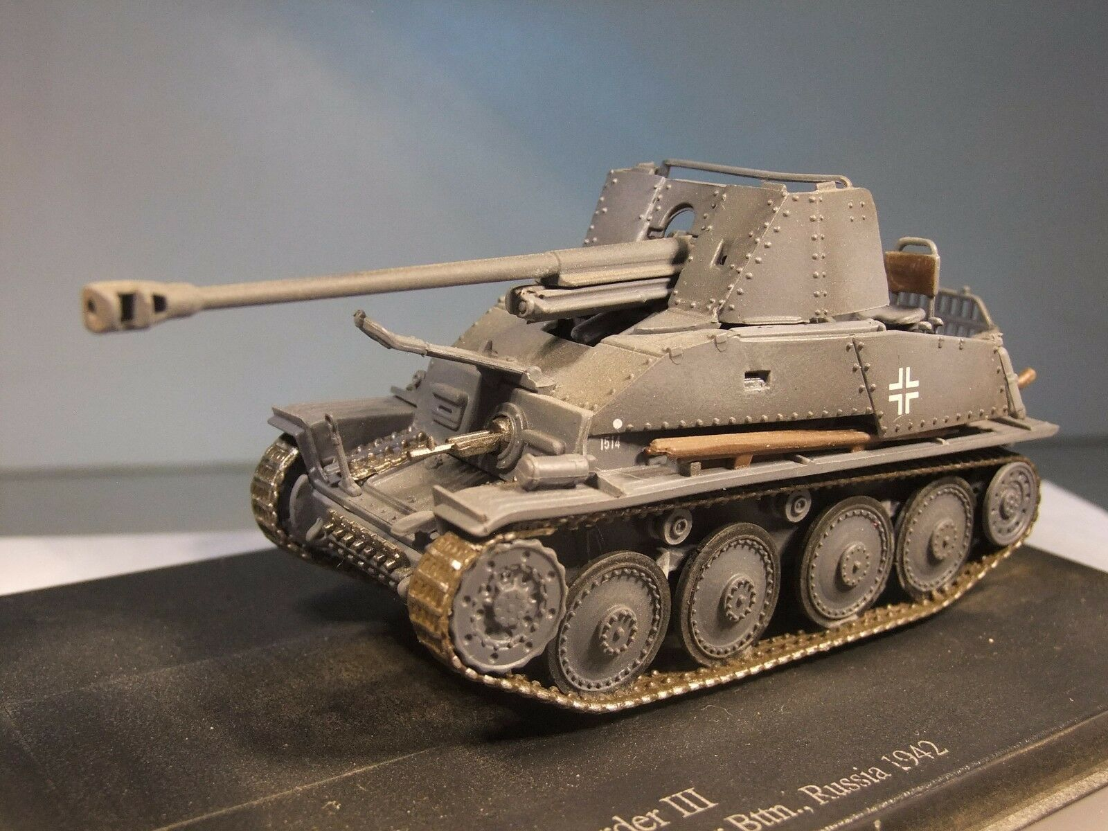 1 72 Hobby Master HG4101 German Tank Destroyer Marder III 7th Pzr Div Russia '42