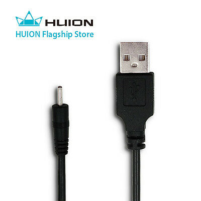 1 M Huion Charging Cable for Huion Drawing Tablet Rechargeable Pen 3.28 Feet