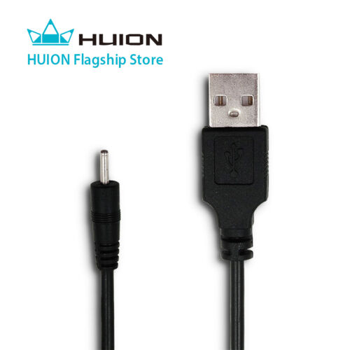 Huion Charging Cable for Huion Drawing Tablet Rechargeable Digital Pen P80 US