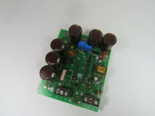 AC Technology 9929-102 PC Board  USED