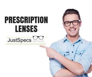 b08876d05bd4 Prescription lenses - Use Own frame Re-glaze - New lenses for ...