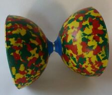 Colorful Diabolo Heavy Duty Rubber from Playco Hong Kong Circus Yo-Yo Juggler