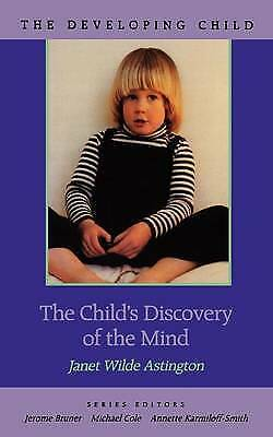 The Child's Discovery of the Mind (The Developing Child)-ExLibrary