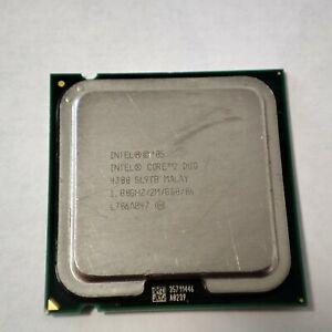 CPU Intel Core 2 Duo E4300 1.8Ghz 2Mo FSB 800Mhz Socket LGA775