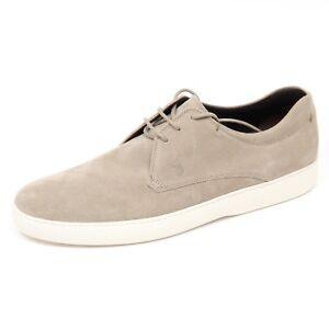 Ebay Scarpa Derby Shoe D2328 Uomo Beige Tod's Man Sneaker Casual aqwXFzt