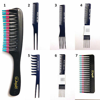 Dimples Hair Combs Eleganter Auftritt
